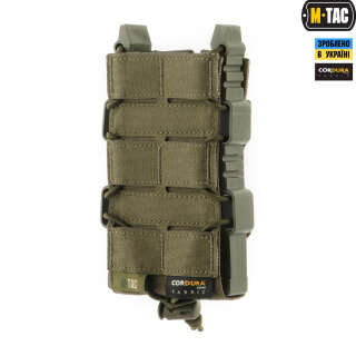 M-Tac подсумок для АК открытый Elite Laser Cut Ranger Green