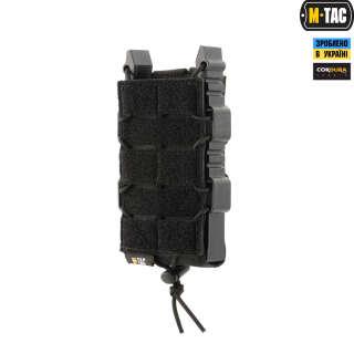 M-Tac подсумок для АК открытый с липучкой Elite Black