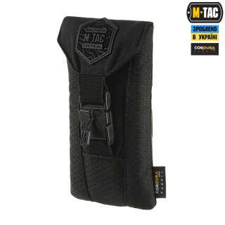M-Tac подсумок для смартфона Elite Large Hex Black
