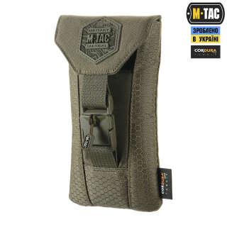 M-Tac подсумок для смартфона Elite Large Hex Gen.II Ranger Green