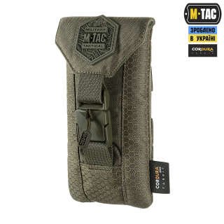 M-Tac подсумок для смартфона Elite Medium Hex Gen.II Ranger Green