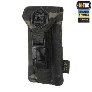 M-Tac Підсумок для смартфона Elite Medium Hex Multicam Black/Black