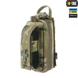 M-Tac подсумок медицинский Scout Rip Off Gen.3 Multicam