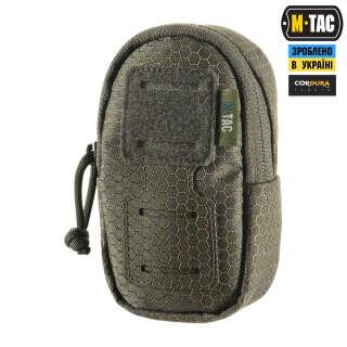 M-Tac подсумок утилитарный плечевой Elite Hex Ranger Green
