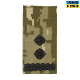 M-Tac погон МО Подполковник на липучке MM14