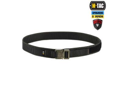 M-Tac ремень Cobra Buckle Belt Black