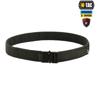 M-Tac ремень Cobra Buckle Belt Gen.II Black