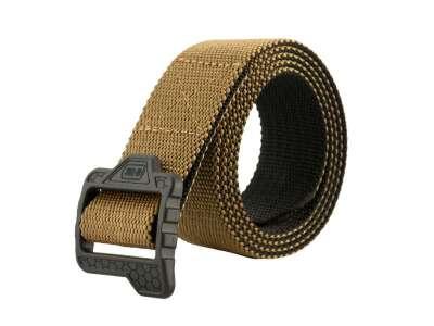 M-Tac ремінь Double Sided Lite Belt Hex Coyote/Black