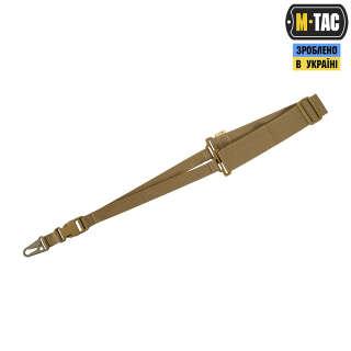 M-Tac ремень оружейный одноточечный Coyote