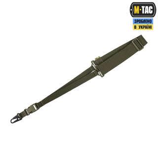 M-Tac ремень оружейный одноточечный Ranger Green