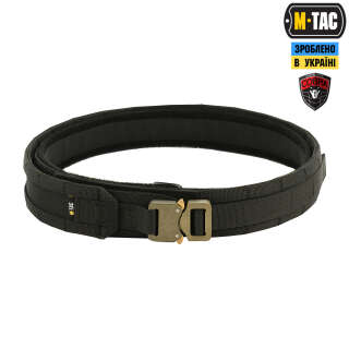M-Tac ремінь Range Belt Cobra Buckle Black