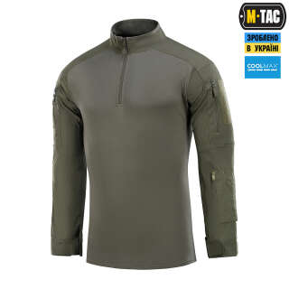 M-Tac сорочка бойова річна Army Olive