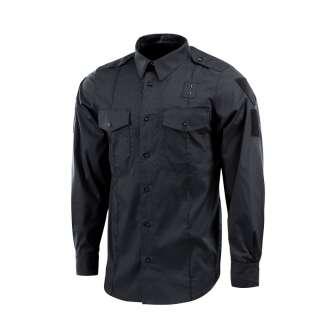 Рубашка полиции Light Flex M-TAC (Black), M-Tac