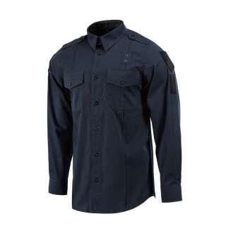 M-Tac сорочка Police Lightweight Flex рип-стоп Dark Navy Blue