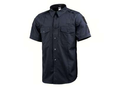 Рубашка с коротким рукавом полиции Light Flex M-TAC (Blue), M-Tac