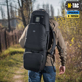 M-Tac рюкзак-чохол для зброї 85 см Elite Hex Black