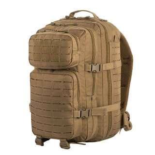 M-Tac рюкзак Large Assault Pack Laser Cut Tan