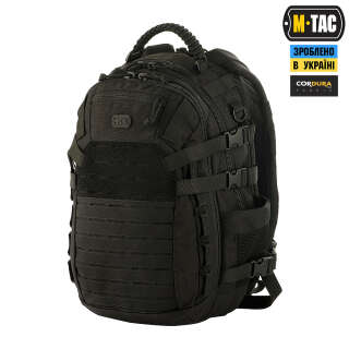M-Tac рюкзак Mission Pack Elite Black