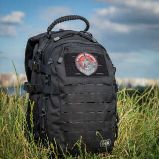 M-Tac рюкзак Mission Pack Laser Cut Black
