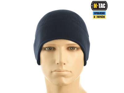 M-Tac шапка-подшлемник Elite флис (270г/м2) Dark Navy Blue