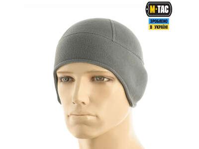 M-Tac шапка-подшлемник Elite флис (270г/м2) Grey