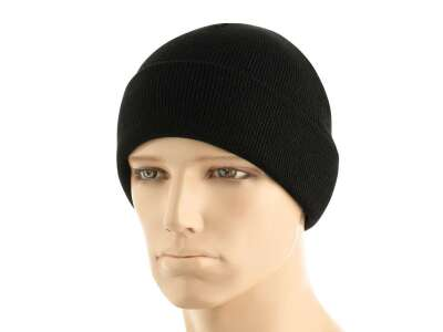 M-Tac шапка тонкая вязка 100% акрил Black