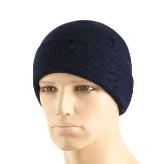 M-Tac шапка тонка в'язка 100% акрил Dark Navy Blue