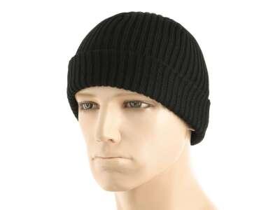 M-Tac шапка вязаная 100% акрил Black