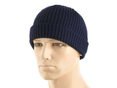 M-Tac шапка в'язана 100% акрил Dark Navy Blue