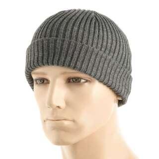 M-Tac шапка в'язана 100% акрил Grey