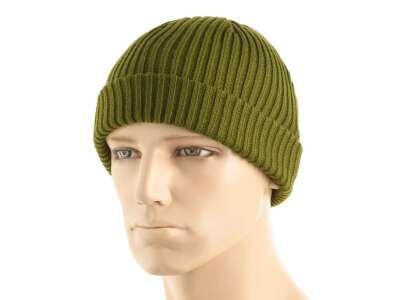 M-Tac шапка вязаная 100% акрил Olive
