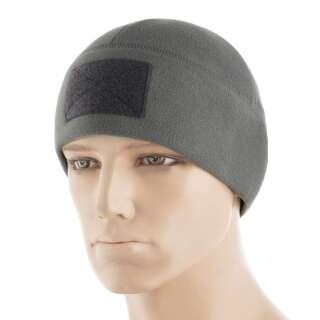 M-Tac шапка Watch Cap Elite флис (270г/м2) с липучкой Grey