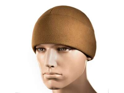 M-Tac шапка Watch Cap Elite фліс (260г/м2) with Slimtex Coyote Brown
