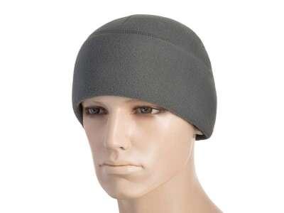 M-Tac шапка Watch Cap фліс (330г/м2) with Slimtex сіра