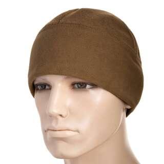 M-Tac шапка Watch Cap Elite флис/сетка Windblock 380 Coyote Brown