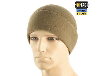 M-Tac шапка Watch Cap Premium флис (250г/м2) Dark Olive