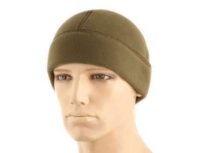 M-Tac шапка Watch Cap Premium (плоский шов) флис (343г/м2) Dark Olive