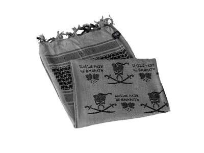 M-Tac шарф шемаг Більше разу не вмирати Grey/Black
