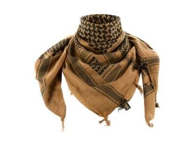 M-Tac шарф шемаг плотный Coyote/Black