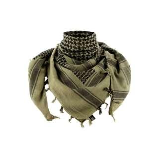 M-Tac шарф шемаг щільний Foliage Green/Black