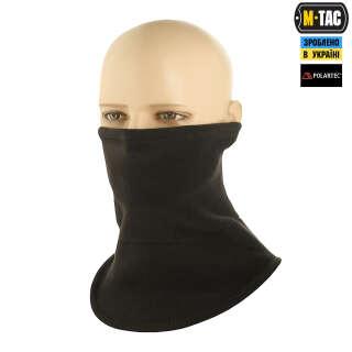 M-Tac шарф-труба анатомический Polartec Black