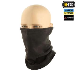 M-Tac шарф-труба анатомический с затяжкой Polar Pro Black