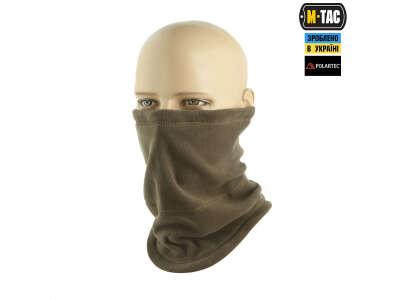 M-Tac шарф-труба анатомический с затяжкой Polar Pro Olive