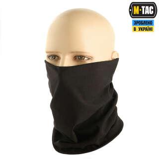 M-Tac шарф-труба Х/Б черная