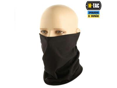 M-Tac шарф-труба Х/Б чорна