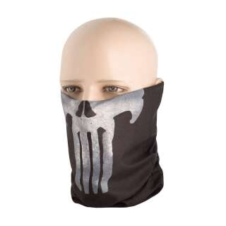M-Tac шарф-труба полегшений Punisher Black