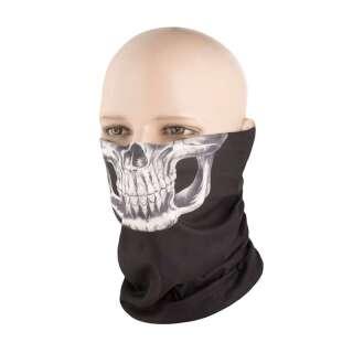 M-Tac шарф-труба полегшений Reaper Skull Black