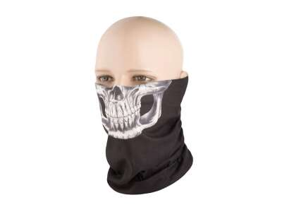 M-Tac шарф-труба облегченный Reaper Skull Black