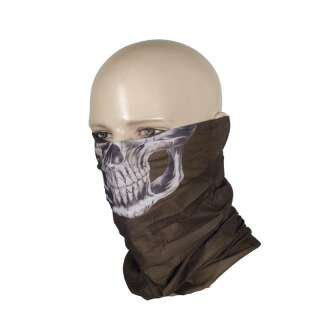 M-Tac шарф-труба полегшений Reaper Skull Olive