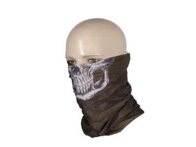 M-Tac шарф-труба облегченный Reaper Skull Olive